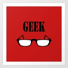 typography, graphic design, glasses, graphic design, geek