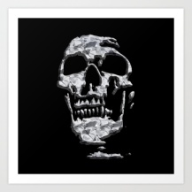skull, metallic, metal, graphic design, metal affect,