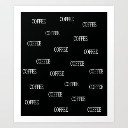 typography, graphic design, glasses, graphic design, coffee text pattern