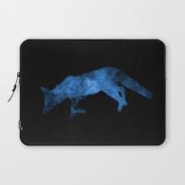 cosmic-fox-laptop-sleeves