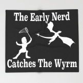 Early Nerd- White on Black http://bit.ly/2cispgH