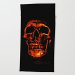 death-in-red31866-beach-towels