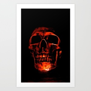 the-skull-of-death-prints