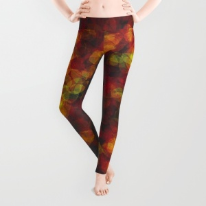 psychedelic-leaves-leggings
