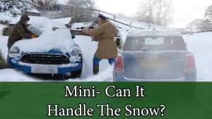 Mini- Can It Handle The Snow?