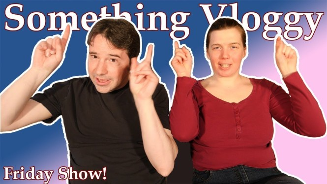 Our Friday Show is all about connecting you with you lovely people of the internet.